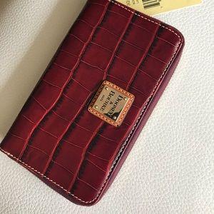 NWT DOONEY & BOURKE 1975 Leather Wallet